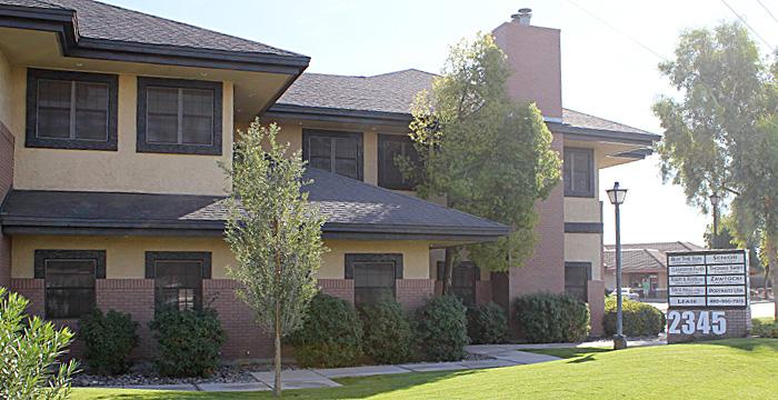 Zawtocki Offices at 2345 South Alma School Road, Suite 200, Mesa, Arizona